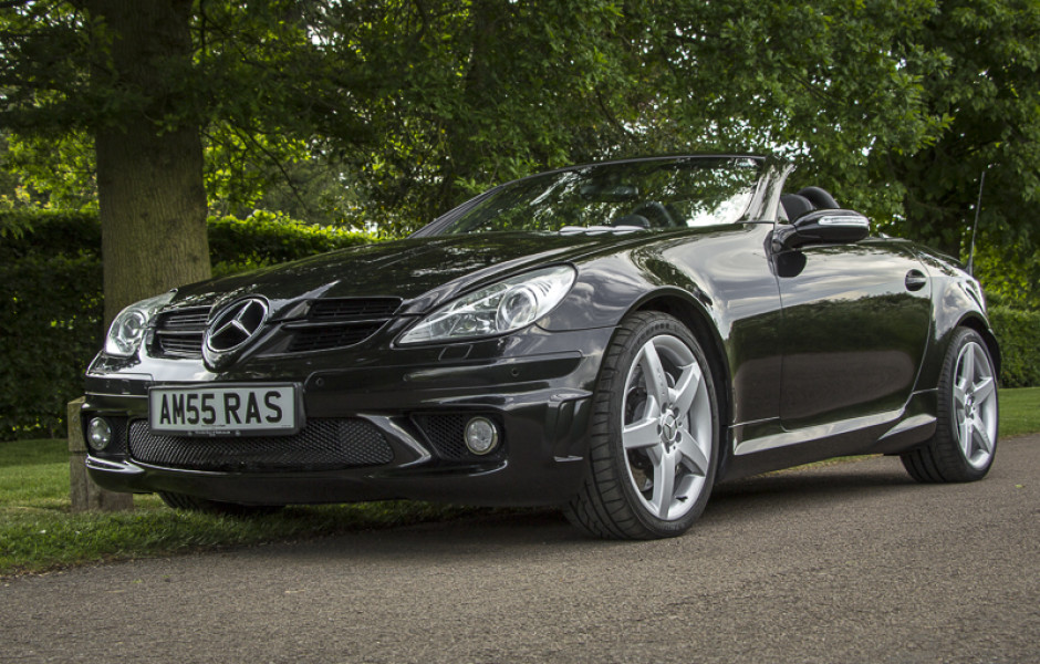 mercedes benz slk 55 amg m r sportscars. Black Bedroom Furniture Sets. Home Design Ideas