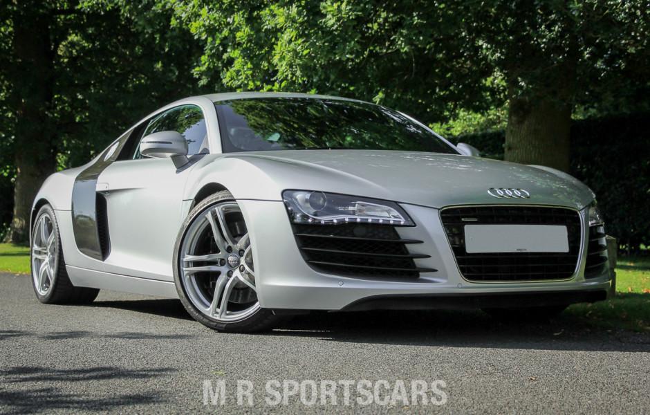 Audi R V Manual M R Sportscars - Manual sports cars