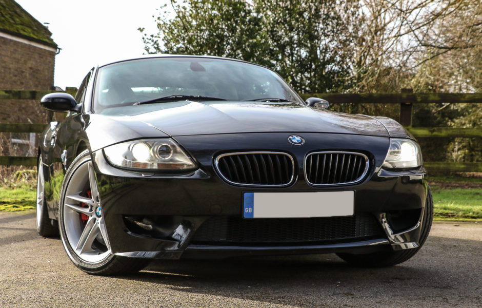 BMW Z4M Coupe – M R Sportscars