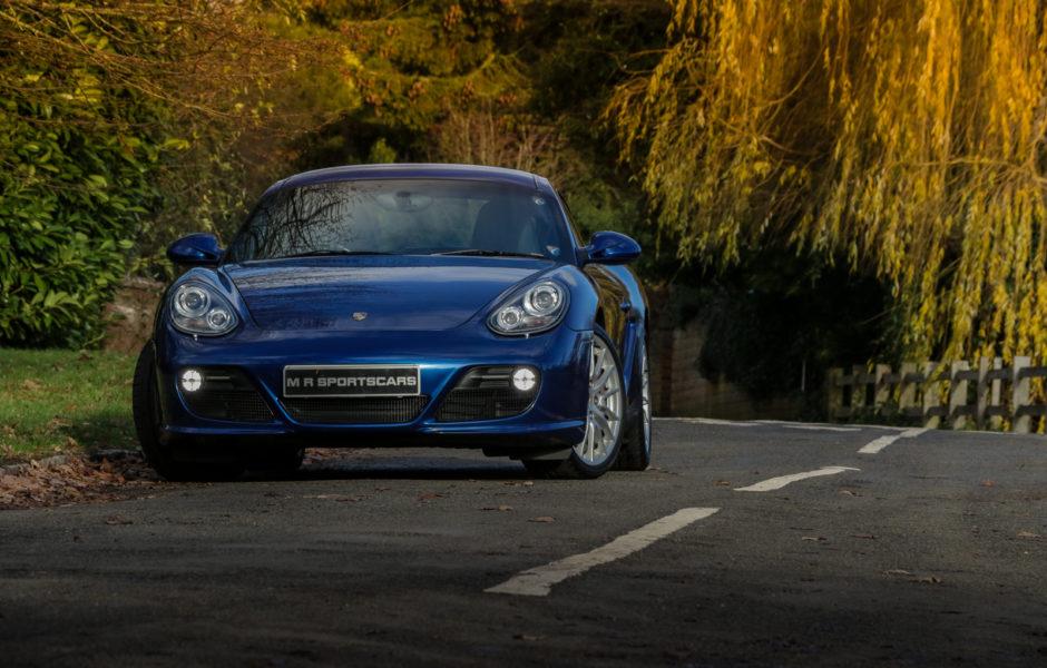 Porsche Cayman S Gen Ii M R Sportscars
