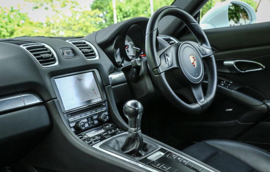 Porsche 981 Cayman 2 7 – M R Sportscars